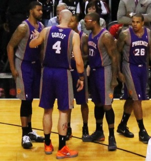 Gortat Huddle