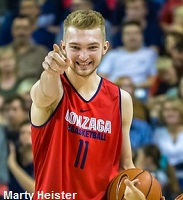 Domantas Sabonis- Gonzaga Men's Basketball