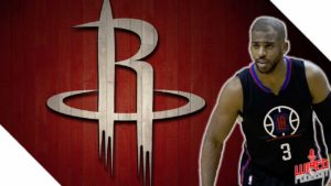 TRADE: Chris Paul zu den Houston Rockets