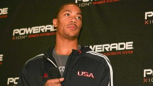 Derrick Rose zum Minimum?
