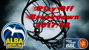 PlayOff Breakdown – Alba Berlin
