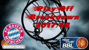 PlayOff Breakdown – FC Bayern Basketball